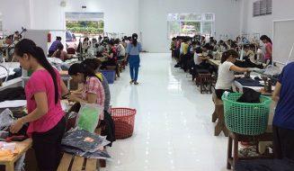 Tìm xưởng may quần áo trẻ em giá tốt rẻ bền đẹp tại Hà Nội
