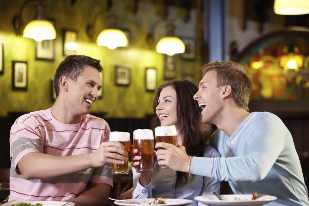 7 lợi ích khi uống rượu bia đúng liều lượng đáng ngạc nhiên bạn cần biết