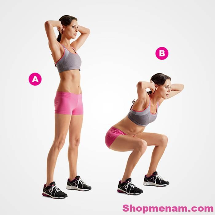 Bài tập thể dục buổi tối giữ eo thon và giảm cân nhanh chóng 2