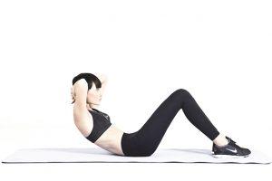 Bài tập thể dục buổi tối giữ eo thon và giảm cân nhanh chóng