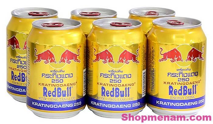 Bạn có biết nước tăng lực Red Bull là của nước nào không? 1