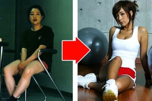 Bí quyết giảm cân trẻ đẹp của bà mẹ 46 tuổi Jung Da Yeon người Hàn Quốc