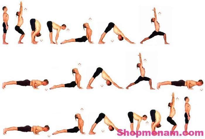 Các bài tập yoga giúp giảm cân hiệu quả đơn giản dễ thực hiên tại nhà 2
