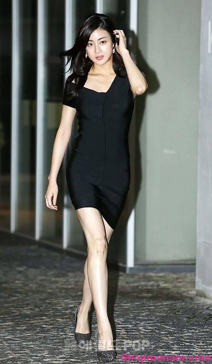 Cách giảm béo 20kg của nữ diễn viên xứ Hàn Kang So Ra giúp vóc dáng thon gọn quyến rũ 1