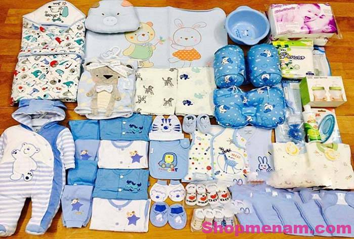 Danh sách đồ sơ sinh vật dụng cần thiết trước khi đi sinh em bé mà cha mẹ phải biết 3