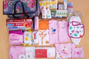 Danh sách đồ sơ sinh vật dụng cần thiết trước khi đi sinh em bé mà cha mẹ phải biết