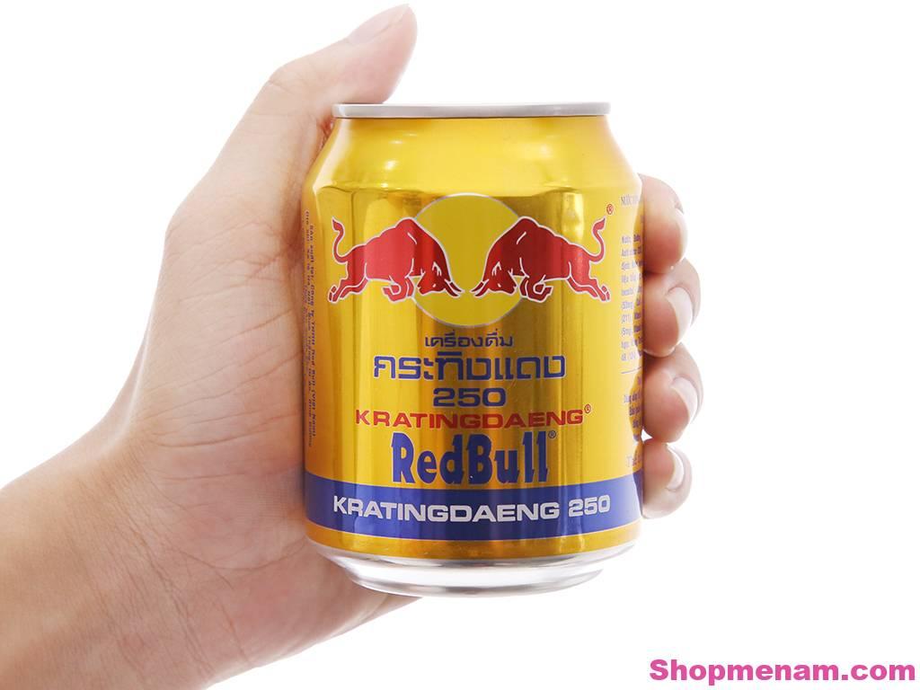 Cách sử dụng Red Bull khoa học tránh bị lạm dụng nước tăng lực 1