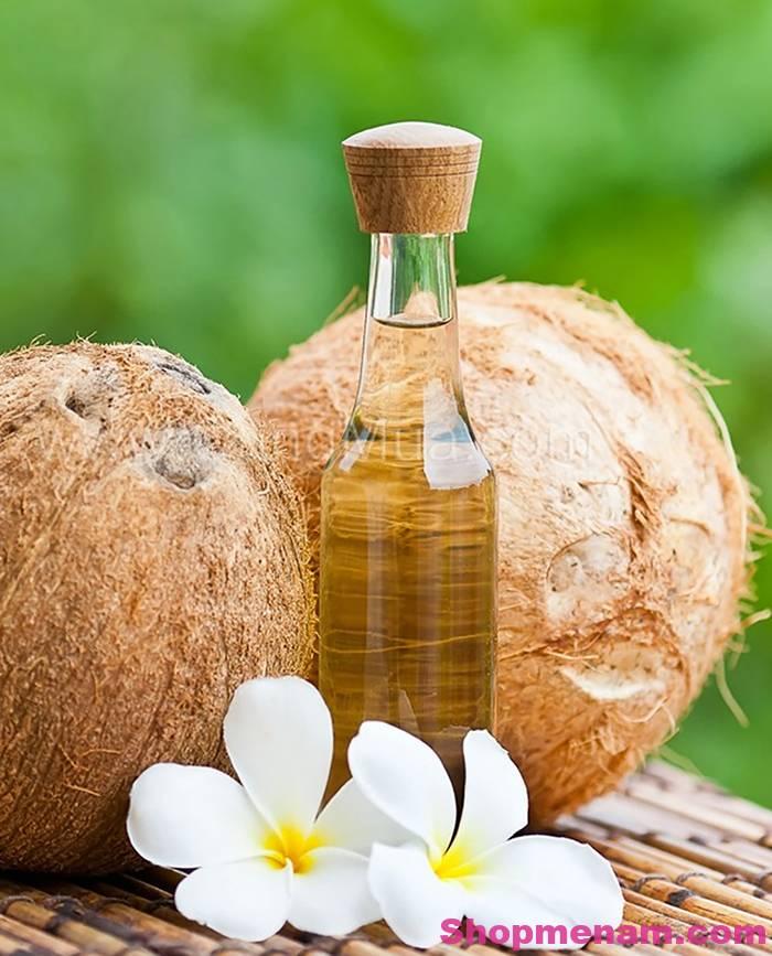 Điều trị bệnh đau mắt đỏ bằng dầu dừa nguyên chất cực hiệu quả 1