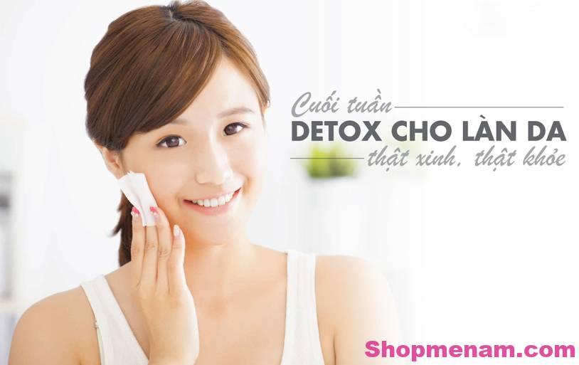 Giảm cân theo phương pháp Detox Diet thải độc cơ thể 1