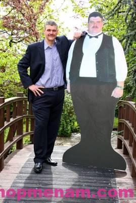Khám phá những kỷ lục thế giới về giảm cân đáng kinh ngạc 1