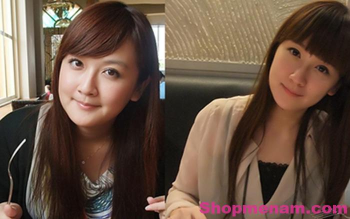 Li Heng Ling cô gái mũm mĩm thành hot girl sau khi giảm cân thành công 1