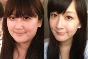 Li Heng Ling cô gái mũm mĩm thành hot girl sau khi giảm cân thành công