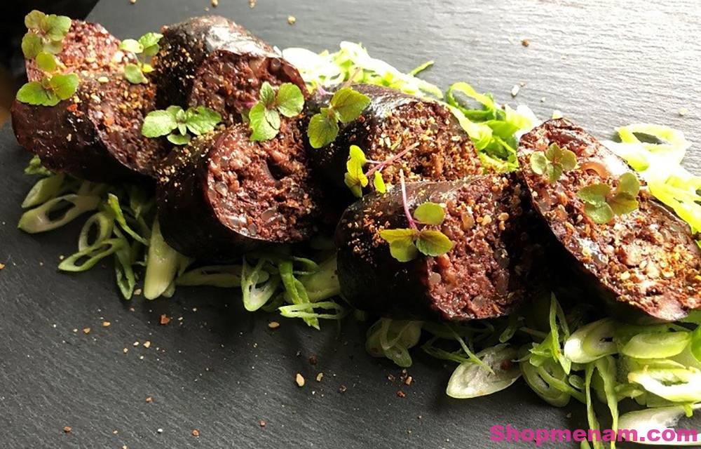 Khám phá những món ăn chế biến từ lòng, dồi lợn cực hấp dẫn từ Hàn Quốc 1
