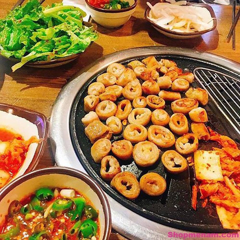 Khám phá những món ăn chế biến từ lòng, dồi lợn cực hấp dẫn từ Hàn Quốc 3